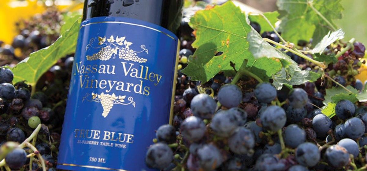 nassau valley vineyard